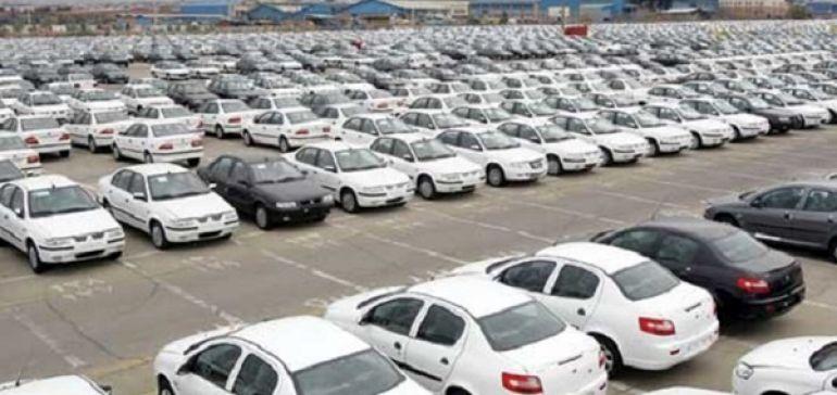 خودروهای ناقص در خودروسازی ها به 45 هزار دستگاه رسید