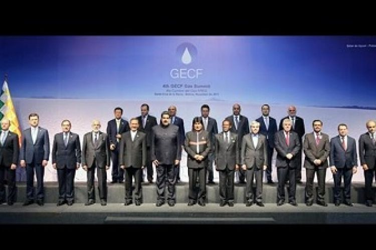 کشورهای صادرکننده گاز و نقش آفرینی در بازار
