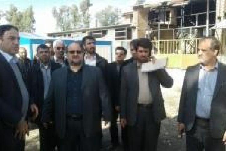 برنامه ویژه دولت برای بازسازی خرابی های زلزله