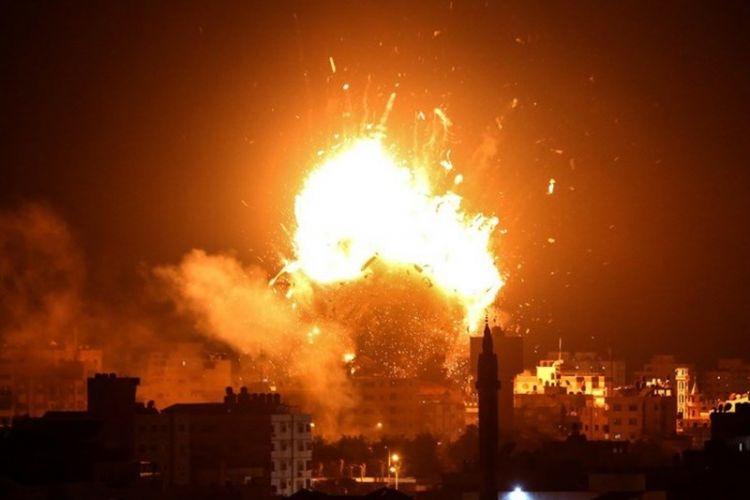 انفجار خط لوله انتقال گاز اهواز جان 4 نفر را گرفت