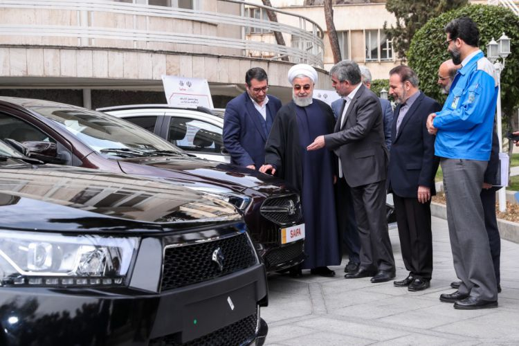 چهار خودروی جدید معرفی شد
