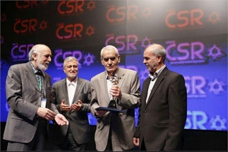 جوایز همایش مسئولیت اجتماعی نفت به کدام شرکتها رسید؟