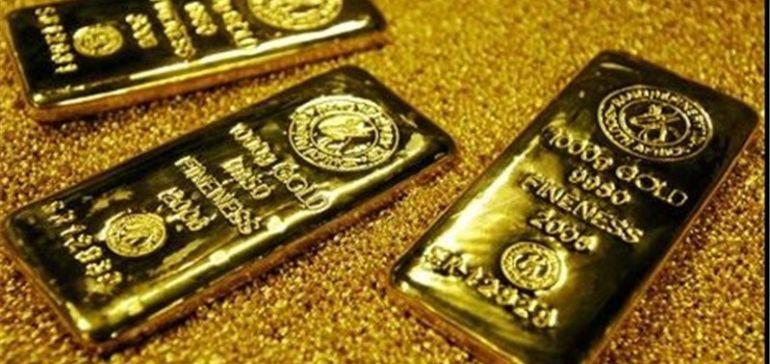 کاهش قیمت طلا بعد از تنش میان واشنگتن و پکن