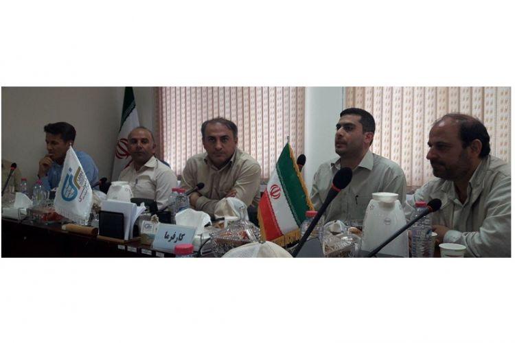 نشست خبری افتتاح سد سرنی میانه