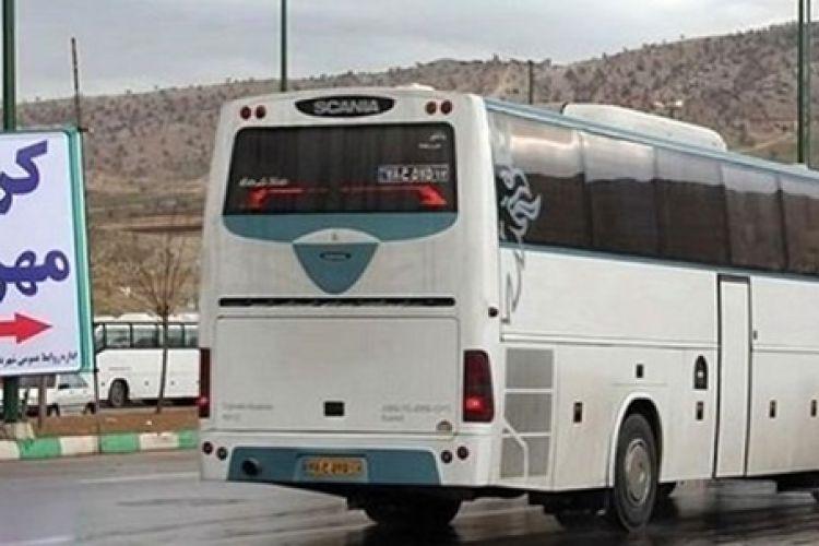 اربعین قیمت بلیت اتوبوس را چقدر زیاد میکند؟