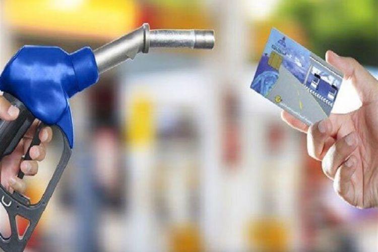 جایگاهها به کارت آزاد سوخت 10 هزار لیتری مجهز شدند