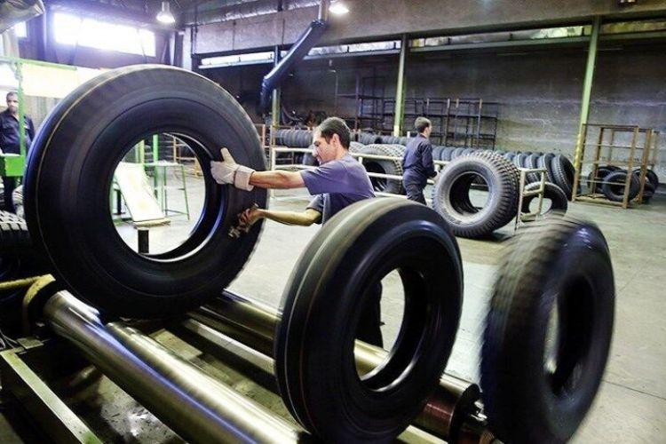 تولیدکنندگان لاستیک: یک ریال ارز به ما ندادند؛ زمین میخوریم