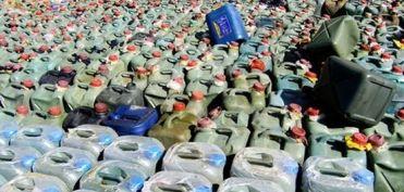قاچاقچیان سوخت هر دقیقه 138 تا 277 میلیون تومان به جیب میزنند