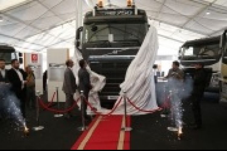 کامیون فوق سنگین ولوو FH16 گروه سایپا