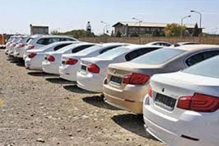 نوسانات قیمت در بازار خودروهای وارداتی