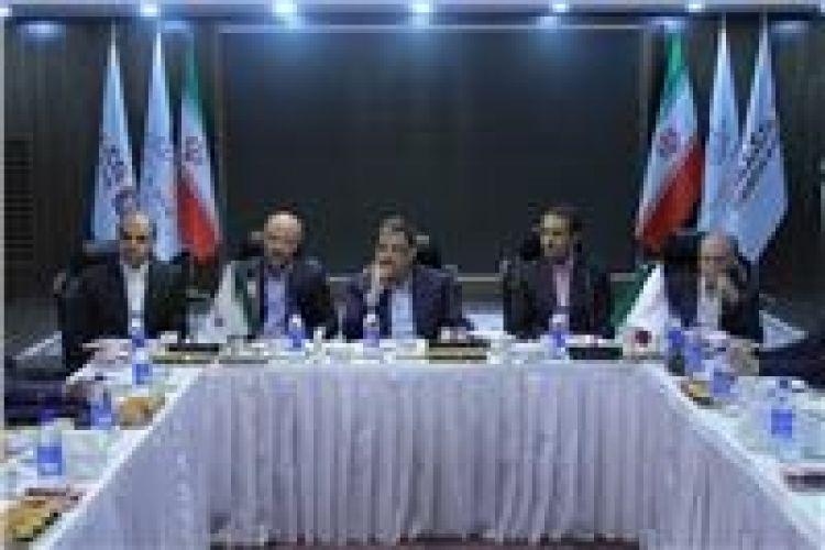 برگزاری سومین جلسه مدیران ستاد و روسای شعب تهران بانک گردشگری