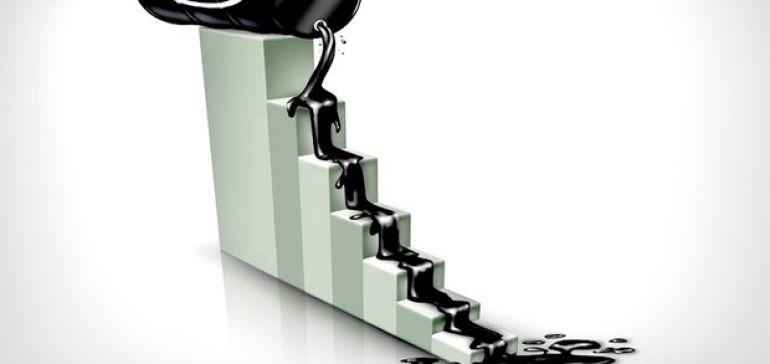 سقوط 10 درصدی قیمت نفت با عدم توافق اوپک و روسیه