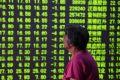 رشد سهام آسیایی / تزلزل بازارها پس از اعلام GDP آمریکا