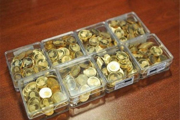 حباب سکه 30 هزار تومان کوچک شد