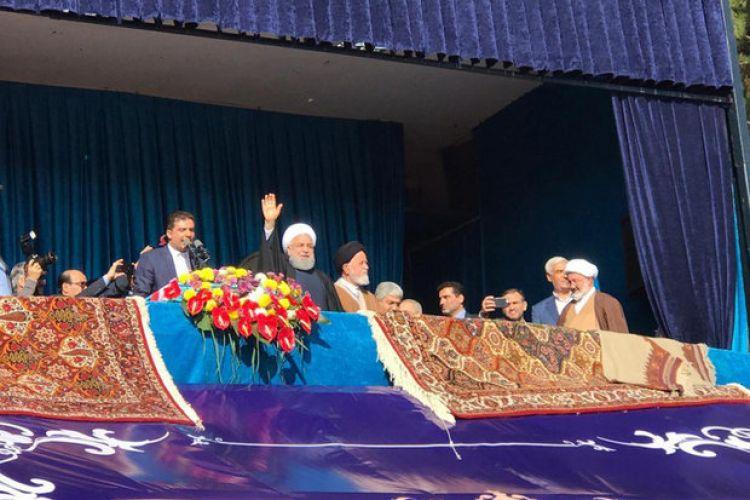 هشدار جدی روحانی به آمریکا: جلوی صدور نفت ایران را بگیرند نفتی از خلیج فارس صادر نمیشود