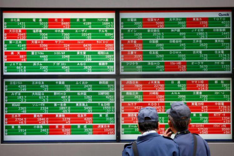سهام آسیا اقیانوسیه به دنبال جهش والاستریت رشد کرد