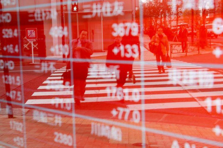 افت سهام آسیایی از بالاترین سطح 9 ماهه/کاهش شدید حجم معاملات