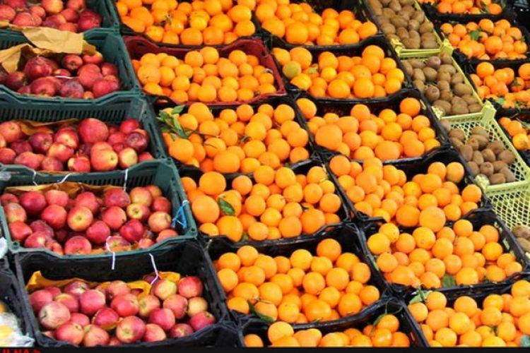 صادرات سیب و پرتقال تا اطلاع ثانوی ممنوع