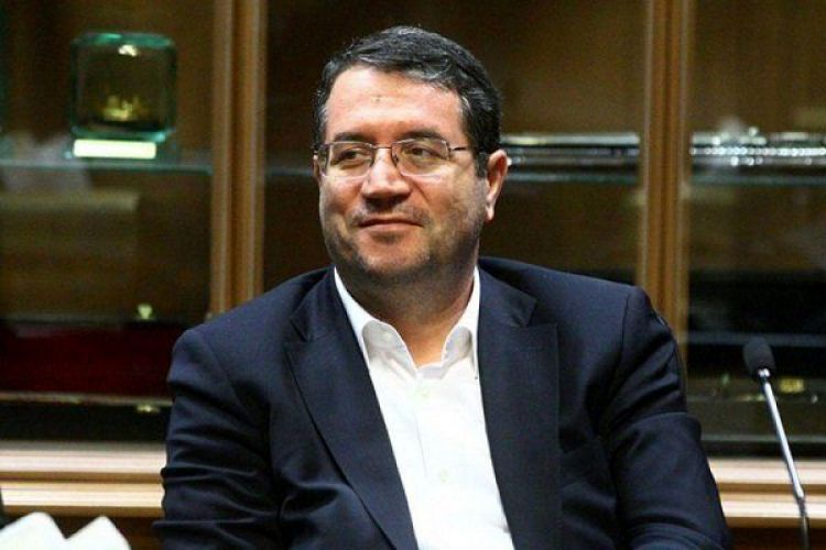 ترافیک دیپلماسی اقتصادی وزیر صمت در نیمه دوم آذرماه امسال