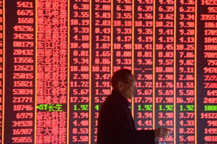 فریاد بلند رکود از بازارهای اوراق/سهام آسیایی سقوط کردند