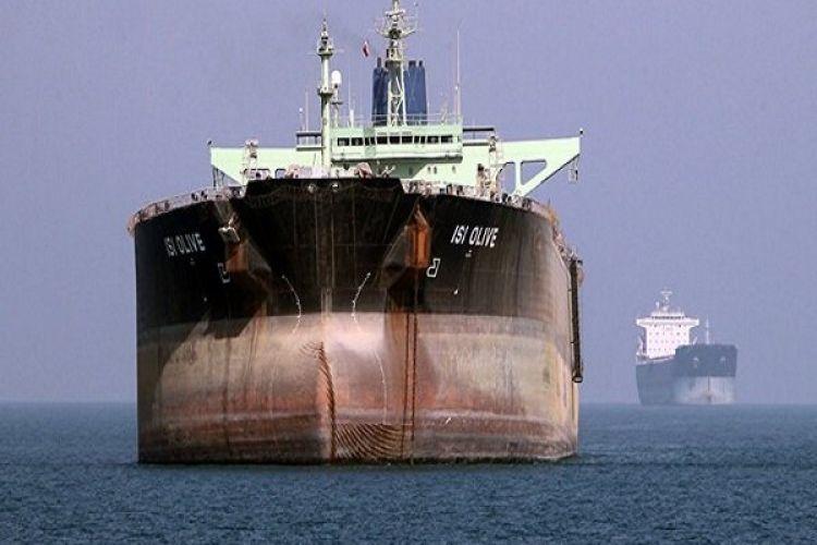 یک نفتکش ایرانی بار خود را در بندر چین تخلیه کرد