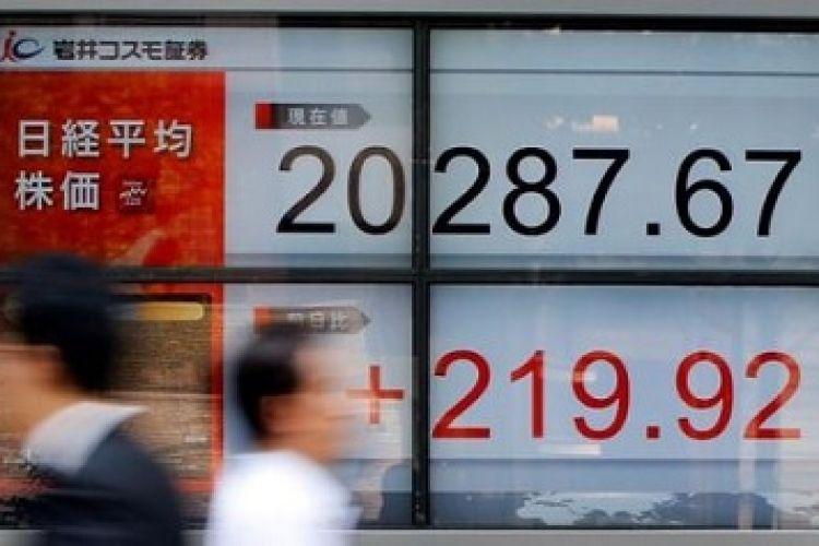 شاخص بورس آسیا سقوط کرد