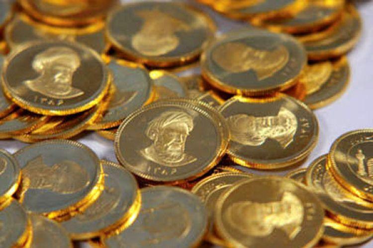 قیمت سکه طرح جدید 1 آذر 99 به 12 میلیون و 100 هزار تومان رسید