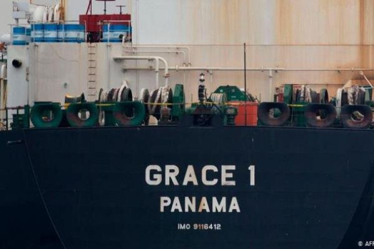 آدریان دریا وارد آبهای بینالمللی شد/ خداحافظی با جبلالطارق