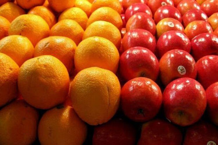 کسادی بازار میوه عیدانه / قیمت 4 قلم میوه و صیفی کاهش یافت