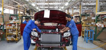 معمای بازگشت خودروها به خط تولید
