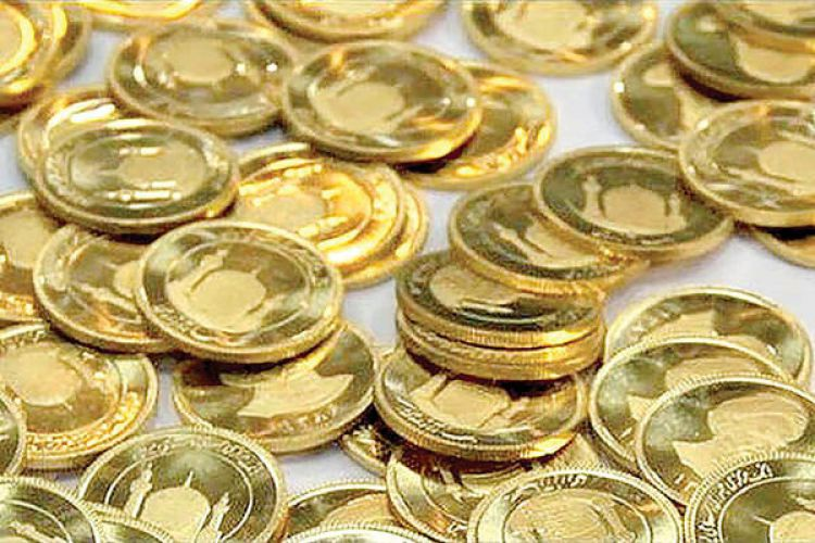 قیمت سکه 8 آذر 99 به 10 میلیون و 800 هزار تومان رسید