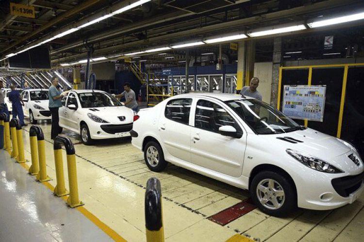 تولید خودرو 8 درصد افزایش یافت