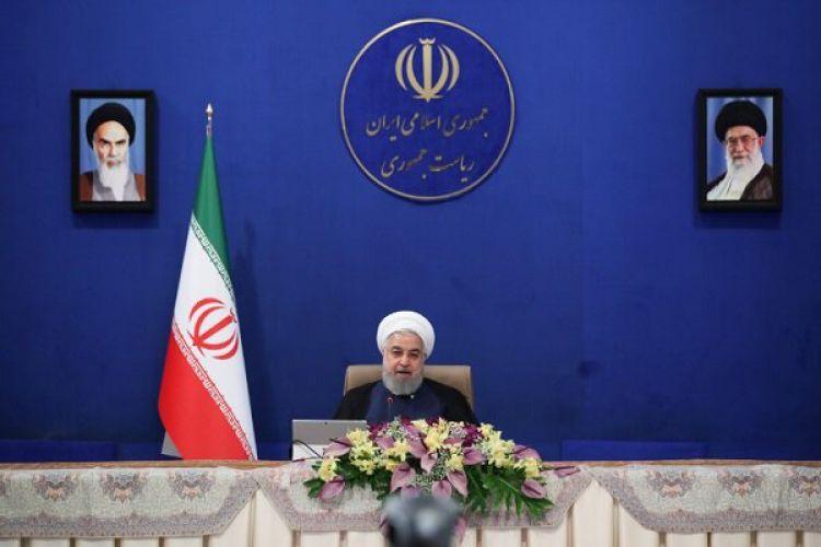روحانی: از آغاز دولت یازدهم حرکتی جهادی در زمینه آب و برق آغاز شد