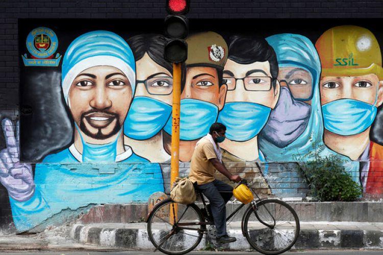 اقتصاد هند 7.7 درصد آب میرود