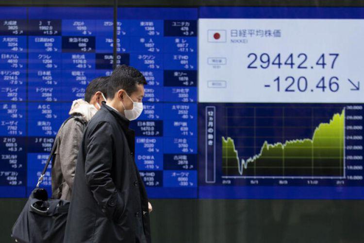 سهام آسیا اقیانوسیه نوسان کردند
