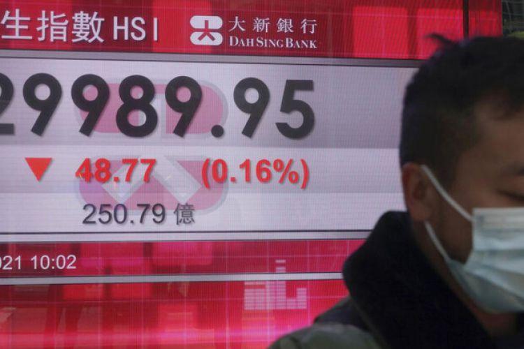 همه شاخصهای سهام آسیا افت کردند