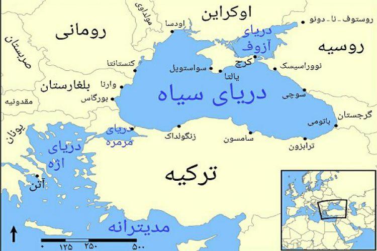 کریدور مهم ترانزیتی خلیج فارس-دریای سیاه در یک قدمی بهره برداری
