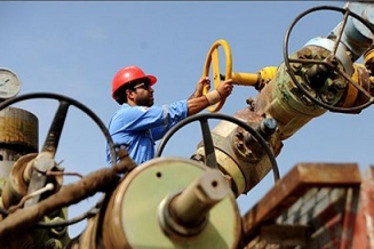 تولید روزانه بیش از 209 میلیون متر مکعب گاز در نفت مناطق مرکزی
