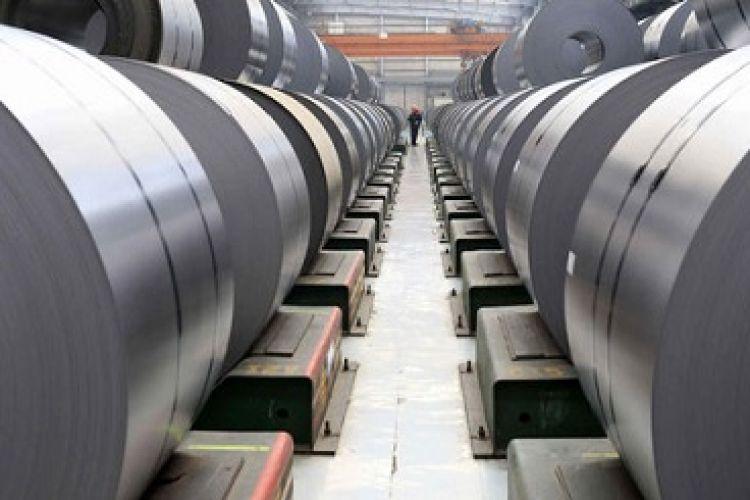 عرضه انواع ورق های فولادی در تالار محصولات صنعتی و معدنی