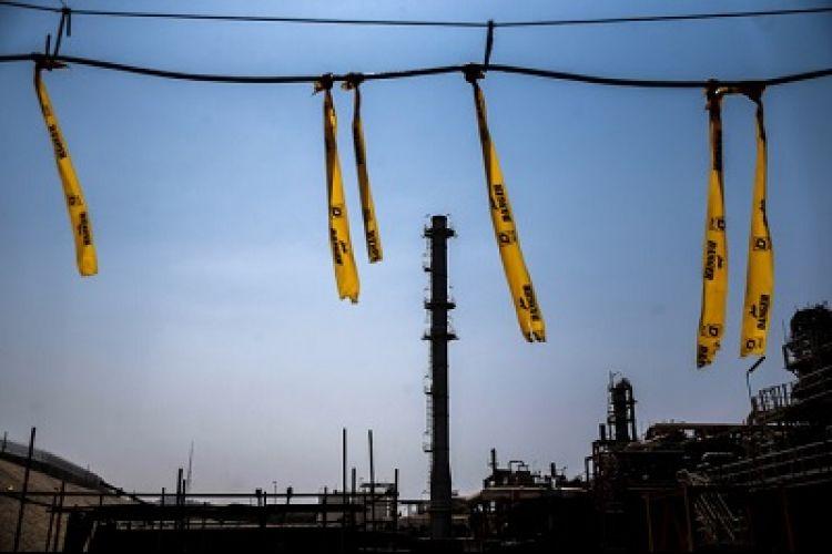 ادامه مذاکرات با مرسک برای توسعه لایههای نفتی پارس جنوبی