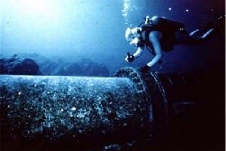 احداث خط لوله انتقال گاز از بستر دریا بین ایران و هند