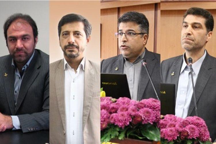 معرفی چهار مدیر جدید در موسسه ثامن