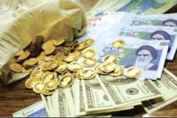 نوسان قیمت سکه ادامه دارد؛ دلار در مرز 4 هزار تومان