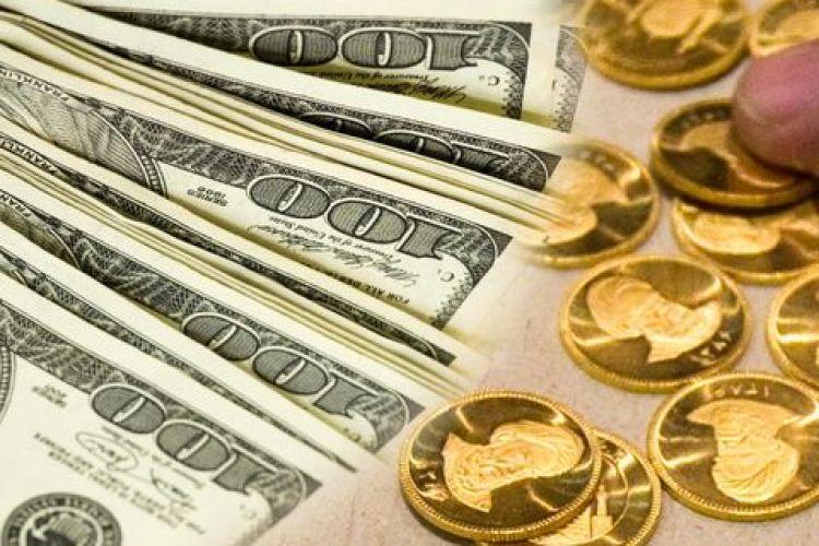 ورود سکه به کانال یک میلیون و 600 هزار تومان/ رشد نرخ دلار