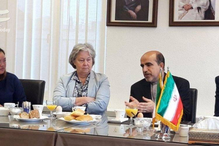 سفیر ایران در لاهه: حکم دیوان بین المللی دادگستری درباره رفع تحریمها برای همه کشورها لازم الاجرا است