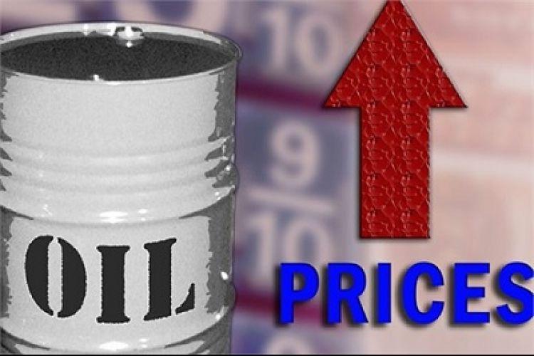 قیمت نفت خام سبک ایران از مرز 57 دلار گذشت