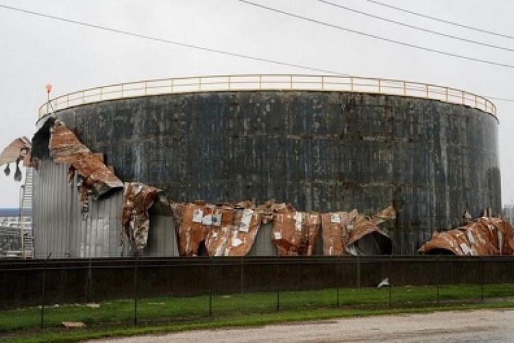 کاهش تقاضا برای نفت پس از توفانهای ایرما و هاروی