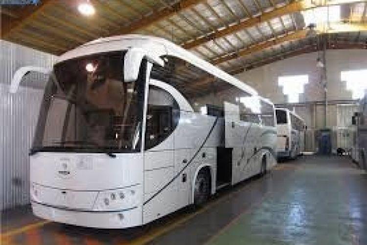 تولید 2 اتوبوس متوقف شد