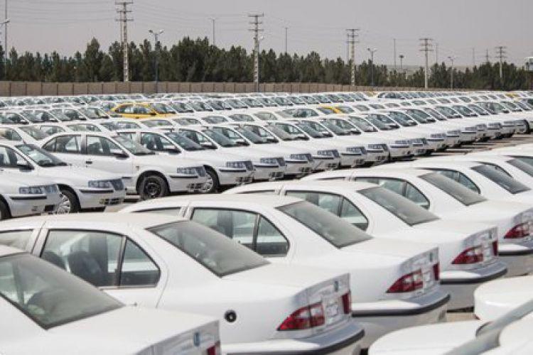 خودروهای ناقص کف پارکینگی خودروسازان به 90 هزار دستگاه رسید