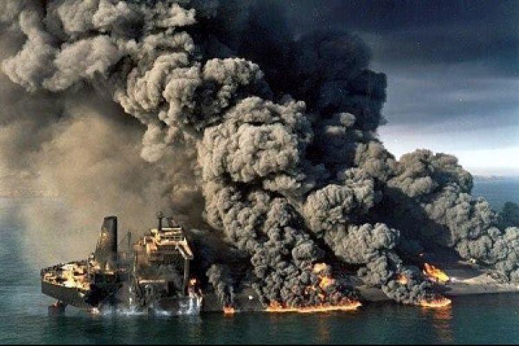 تشریح آخرین وضعیت نفتکش سانچی